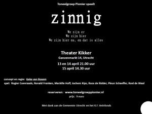 2011-2012 Zinnig (flyer)