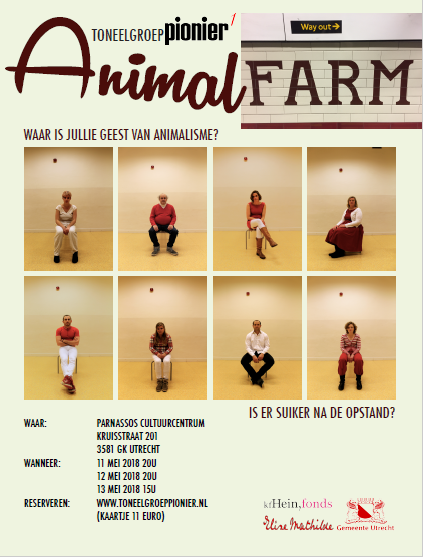 poster animal farm